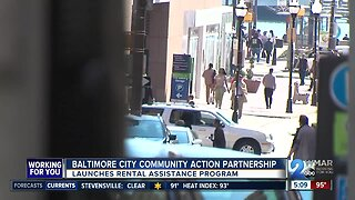 Baltimore City Community Action Partnership launches rental assistance program