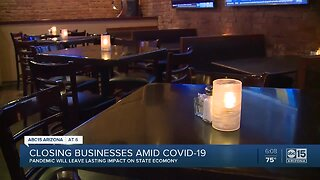 Closing businesses amid coronavirus concerns