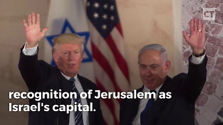 Trump's Jerusalem Decision Sparks War Among Terrorists - Video