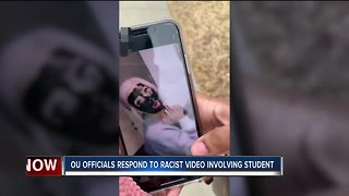 OU officials respond to racist video involving students