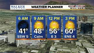 13 First Alert Weather for December 19 2017 - Video