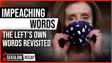 Impeaching Words - The Left's Own Words Revisited