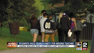 Pregnant school teacher disappears days before classes begin - Video