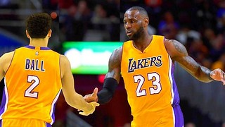 LeBron Laker Deal DONE!? King James Seen Looking for Private Schools in L.A. - Video