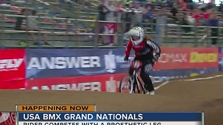 The USA BMX Grand Nationals in Tulsa - Video