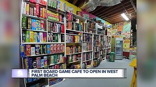 Board game cafe opening Friday in West Palm Beach