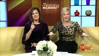 Molly and Tiffany with the Buzz for January 2!
