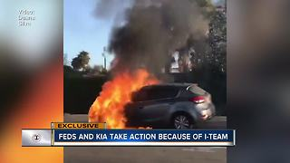 I-Team: Kia and regulators taking action on fire reports after I-team investigation | WFTS Investigative Report - Video