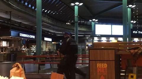 Man With Knife Shot and Detained at Amsterdam's Schiphol Airport