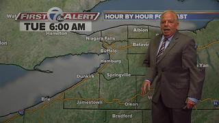 7 First Alert Forecast Saturday Evening 5/26 - Video