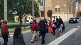 'Walk Against Violence' takes place in West Palm Beach - Video