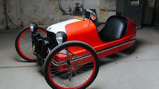 Picar Ekomobil Morgan Replica Is An Awesome But Expensive Bicycle - Video