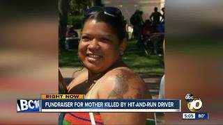 Fundraiser for mother killed by hit-and-run driver