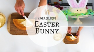 Make a Delicious Easter Bunny - Video