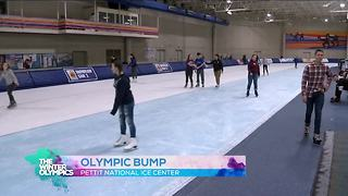 Pettit Center staying busy as Winter Olympics come to an end - Video