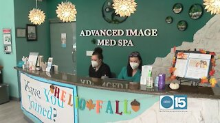 Get a NEW body in the New Year at Advanced Image Med Spa and Elite Wellness Center