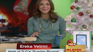 Gifts for the Whole Family with Ericka Vetrini 12/19/16 - Video