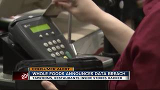Whole Foods hit by hackers in latest cybersecurity breach - Video