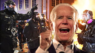 Biden Stormtroopers Gas Mostly Peaceful Protesters | Ep 119