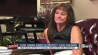 CCSD taking steps to protect your children - Video