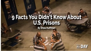 9 facts about U.S. prisons - Video