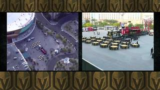 Vegas Golden Knights viewing party preps underway