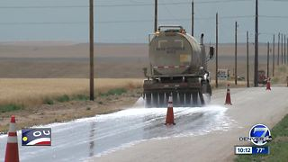 Adams County tests innovative approach to gravel roads