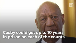 Bill Cosby Found Guilty of Sexual Assault - Video