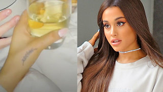 Ariana Grande Covers Pete Davidson Tattoo With New Ink!