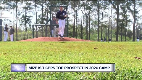 Tigers pitcher Casey Mize handling expectations from 'bust' to 'Hall of Famer'