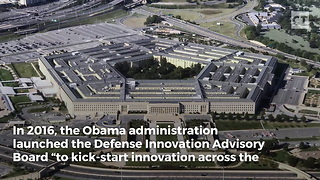 Obama-Appointee Still Leading Key Defense Tech Board - Video