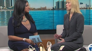 Avoiding High Heel Pain - Video