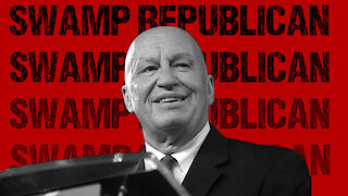 Kevin Brady is a Swamp Republican