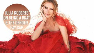 Is Julia Roberts unlikeable in Harper's Bazaar? - Video