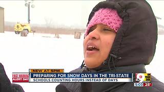 Too many snow days? There's more flexibility now - Video