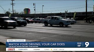 Drive safely: Your car can tell police when you don't