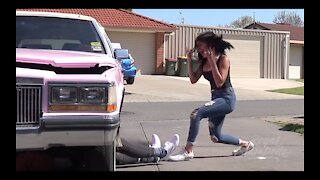 KILLED BY LIMOUSINE PRANK!