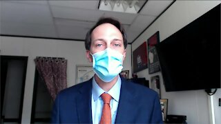 Discussing the continuing pandemic with Dr. Ryan Westergaard