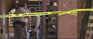 Las Vegas police investigate death of 5-year-old girl
