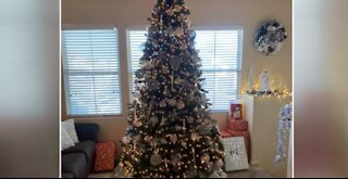Let It Glow: Viewers' Christmas trees showing off their holiday lights