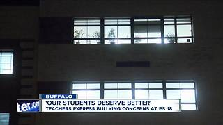 Bullying in Buffalo schools - Video
