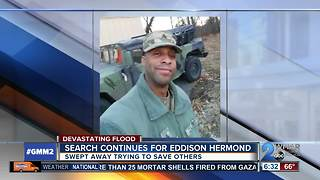 National Guardsman missing after Ellicott City flooding