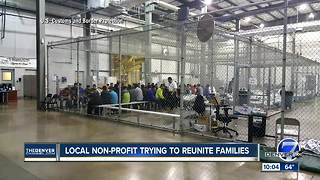 Approximately 50 undocumented immigrant parents separated from children held in Colorado facility
