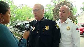 Dearborn police & fire chief update situation where kids were shot - Video
