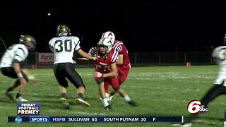 HIGHLIGHTS: Shelbyville vs. New Palestine - Video