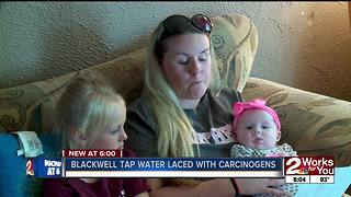 Blackwell water laced with carcinogens