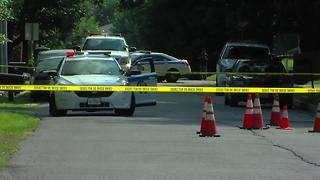 Two men shot in Woodlawn area shooting - Video