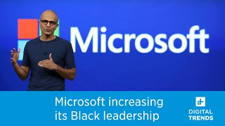 Microsoft increasing Black leadership with $150 million investment