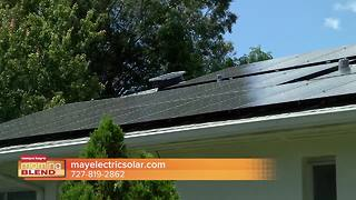 May Electric Solar - Video