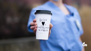 Totally Boise, local coffee shops thanking Treasure Valley healthcare workers
